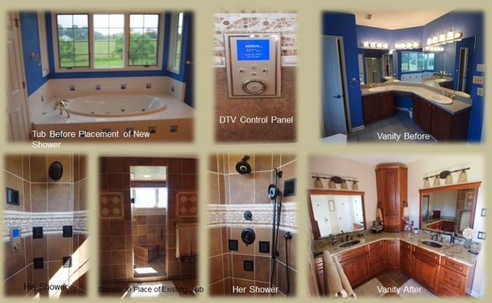 Classic Additions Garages Remodeling Projects Carroll County MD Simple Bathroom Remodeling Md Concept
